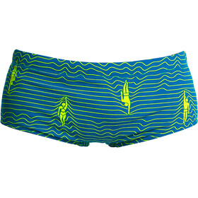 Funky Trunks Classic Bathing Trunk Children teal